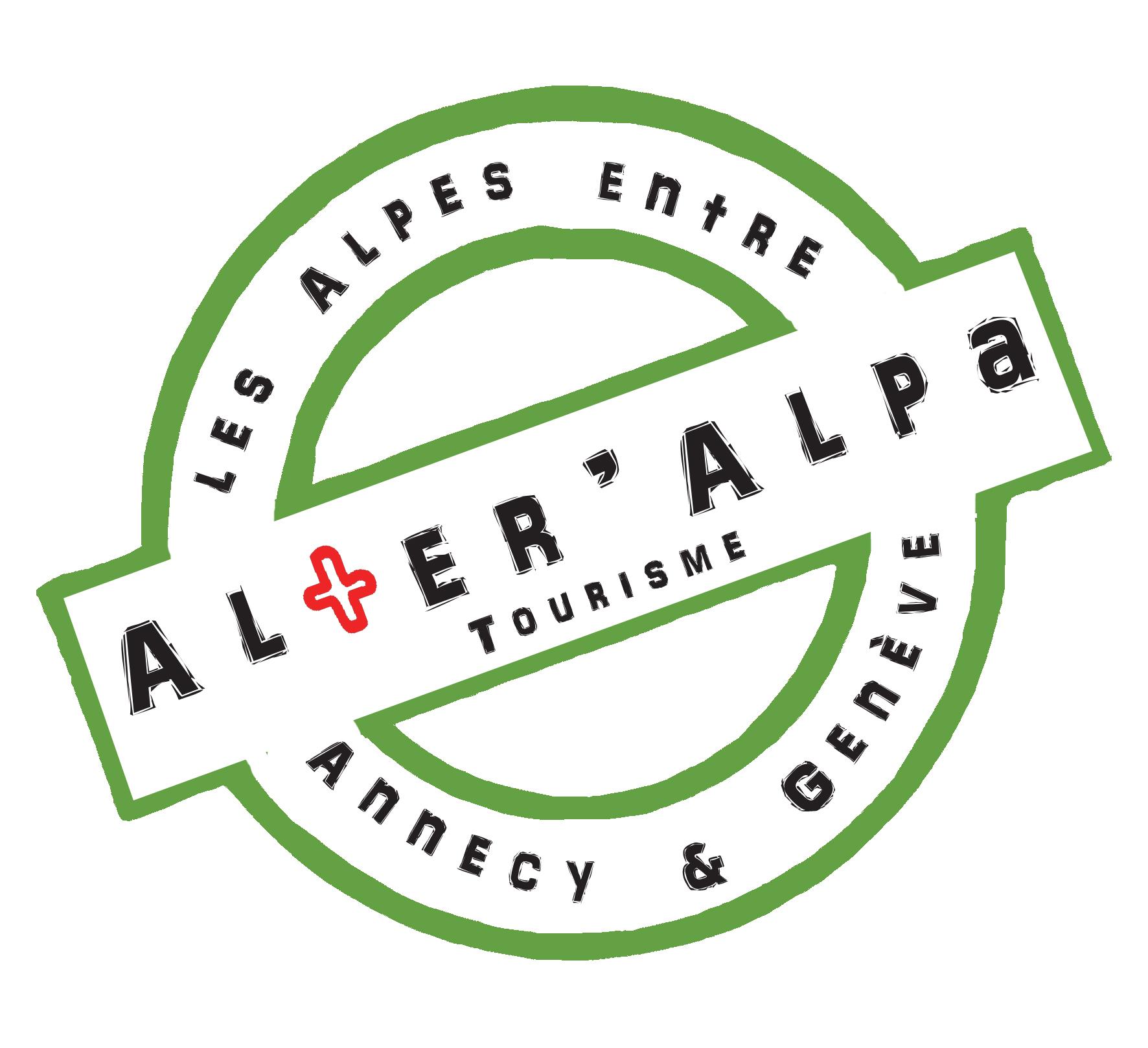 Logo d'Alter'Alpa Tourisme