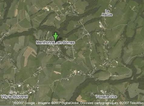 Carte sur Google Maps