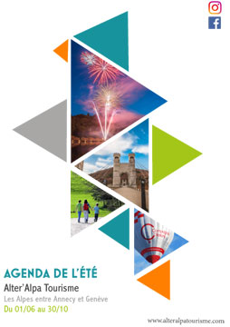 Alter'Alpa Tourisme - Programme des Animations