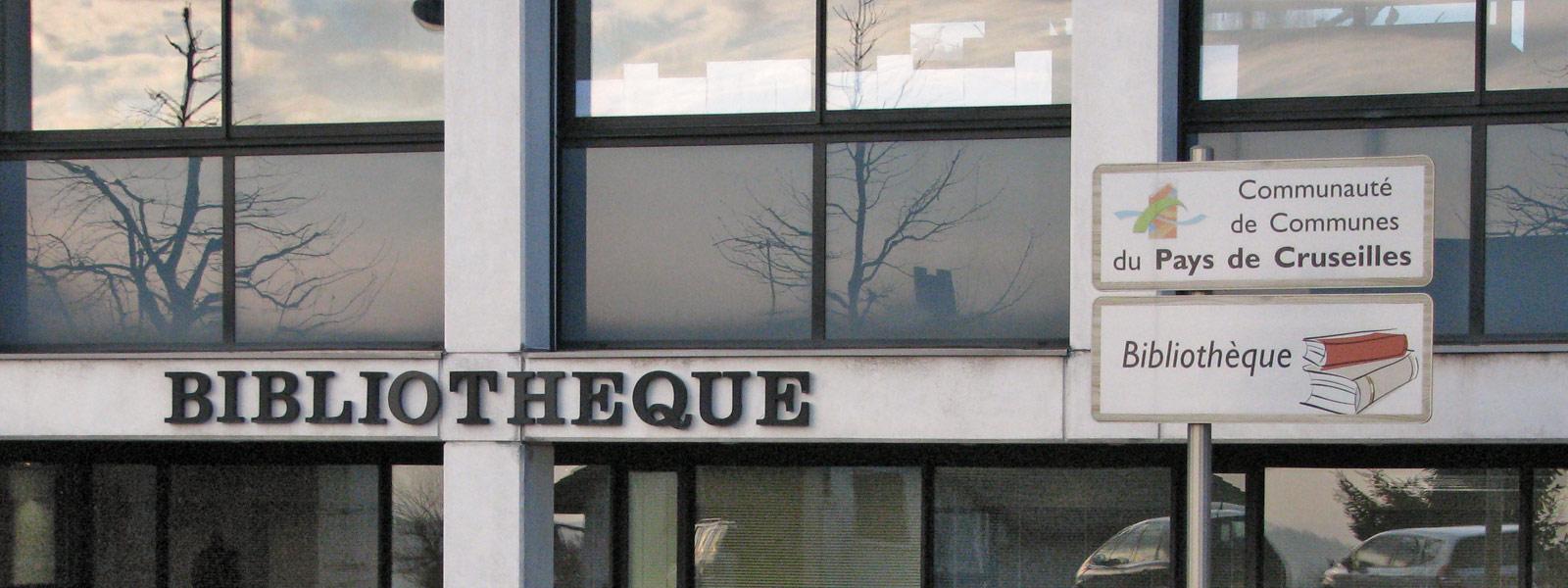 Bibliothèque de la Communauté de Communes du Pays de Cruseilles