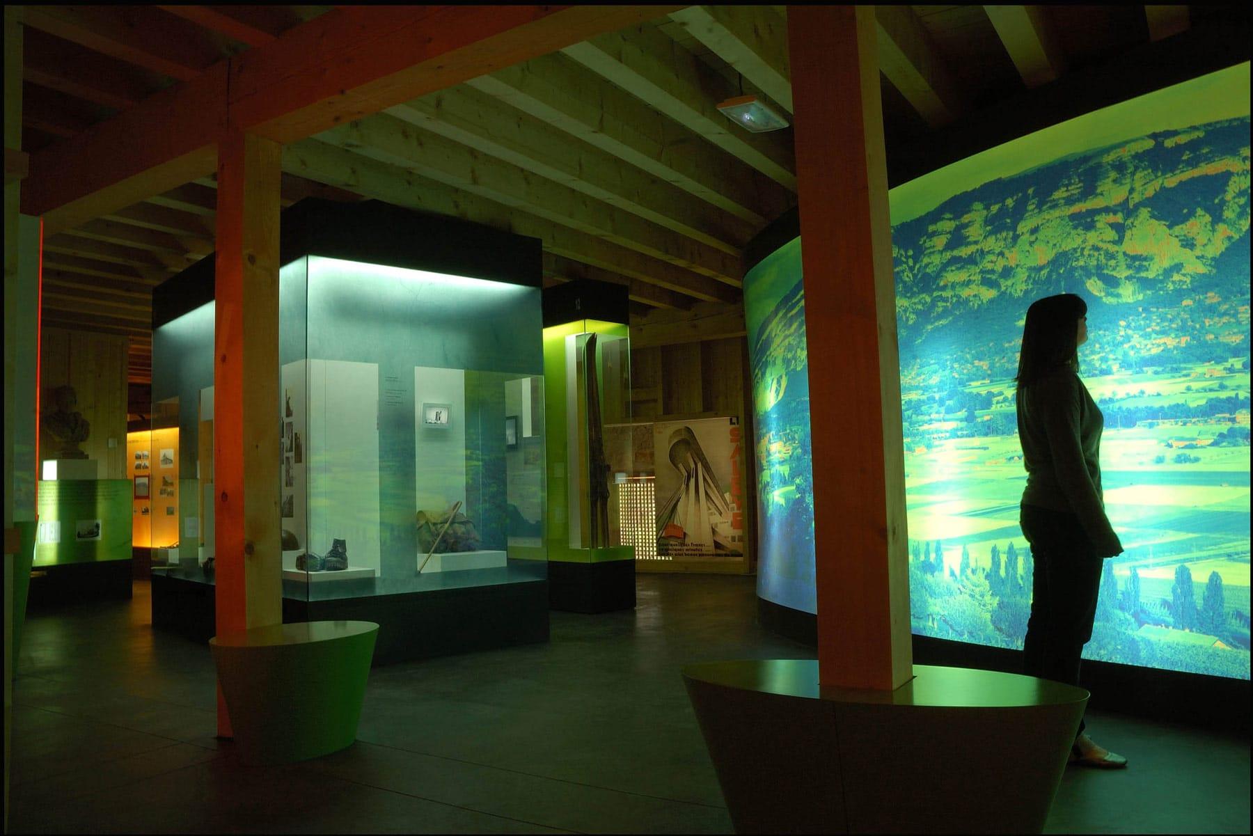 Maison du Salève - Exposition permanente