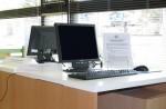Espace multimédia de la bibliothèque, cliquez pour agrandir la photo