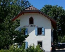 Office de Tourisme Alter'Alpa  au Pont de la Caille