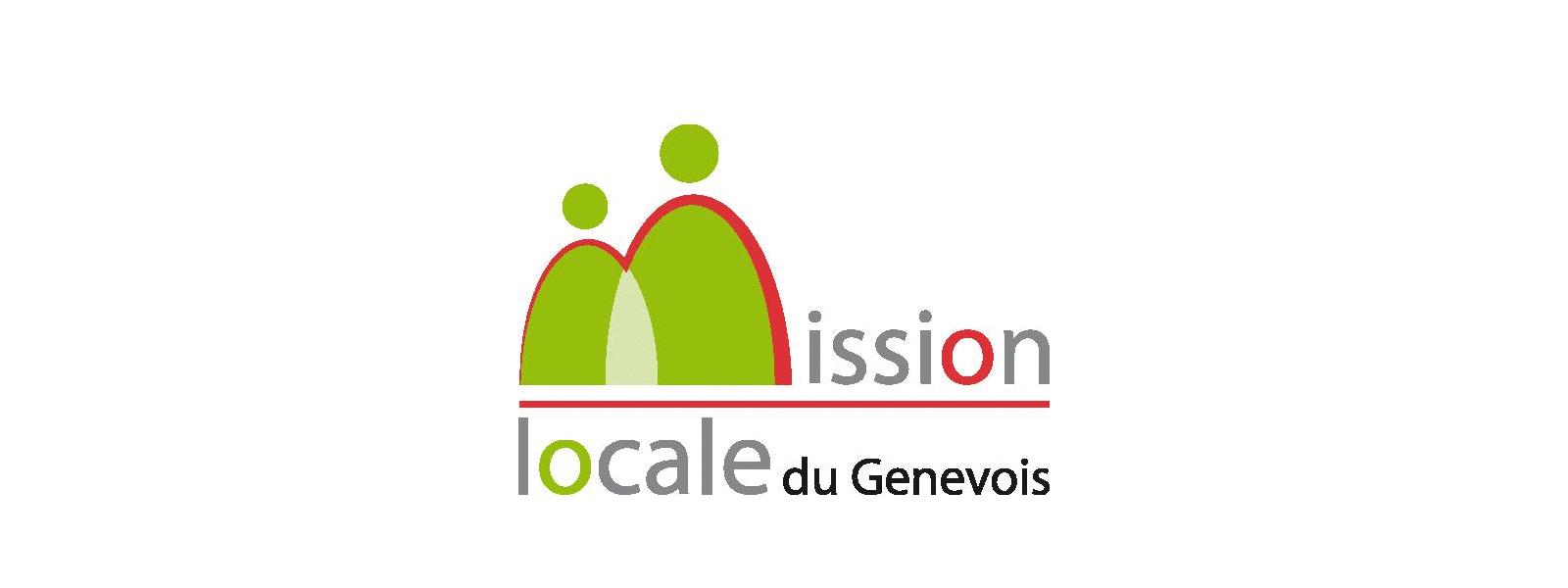 Logo de la Mission Locale du Genevois