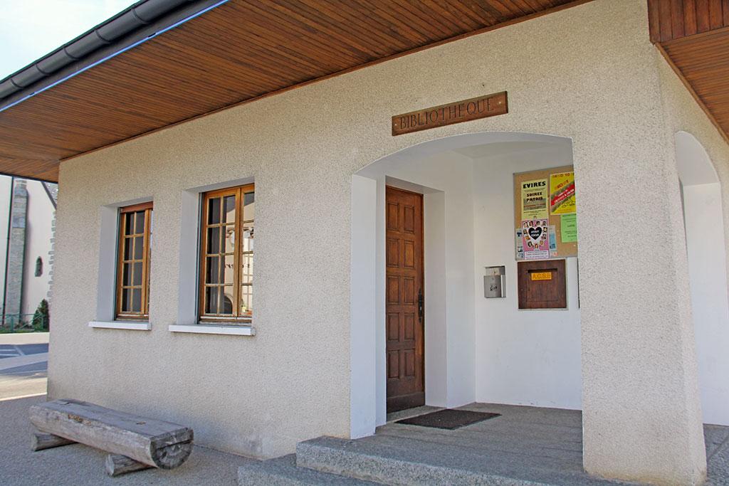 Salle du Conseil - Entrée