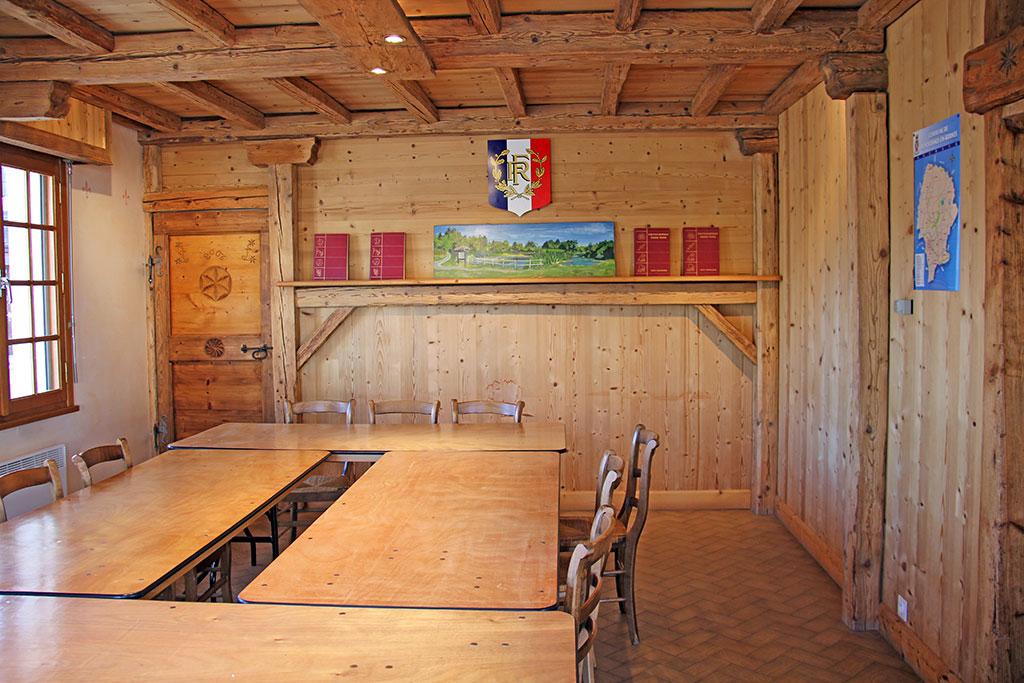 Salle du Conseil - Intérieur