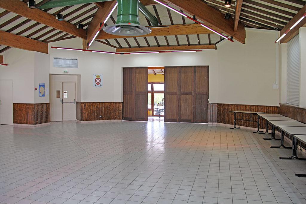 Salle des Fêtes - Intérieur