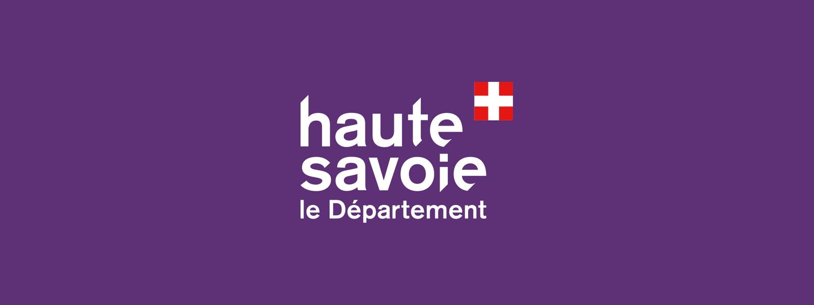 Logo du département de la Haute-Savoie