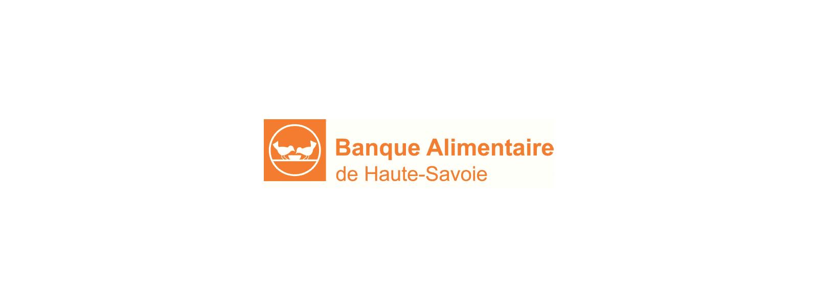 Logo de la Banque Alimentaire de Haute-Savoie