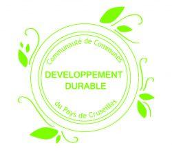 Logo développement durable CCPC