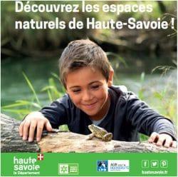 Découvrez les espaces naturels de Haute-Savoie