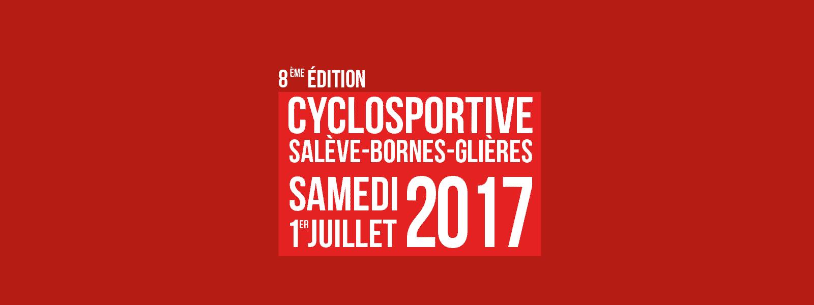 Cyclosportive Salève-Bornes-Glières 2017
