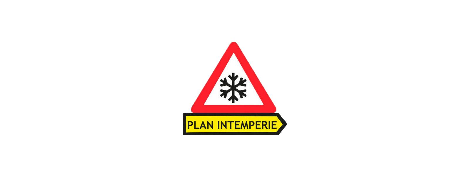 Logo du plan intempéries
