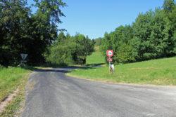 Regoudronnage de la route du Murger 2018