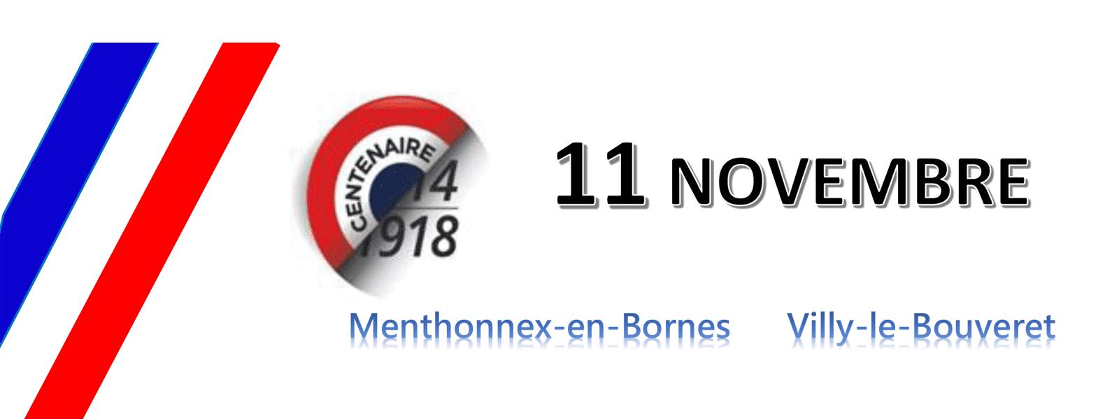 11 novembre 2018 - Bannière