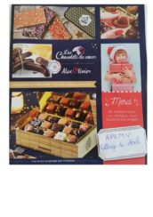 "Couverture du catalogue ""Les chocolats du coeur"""
