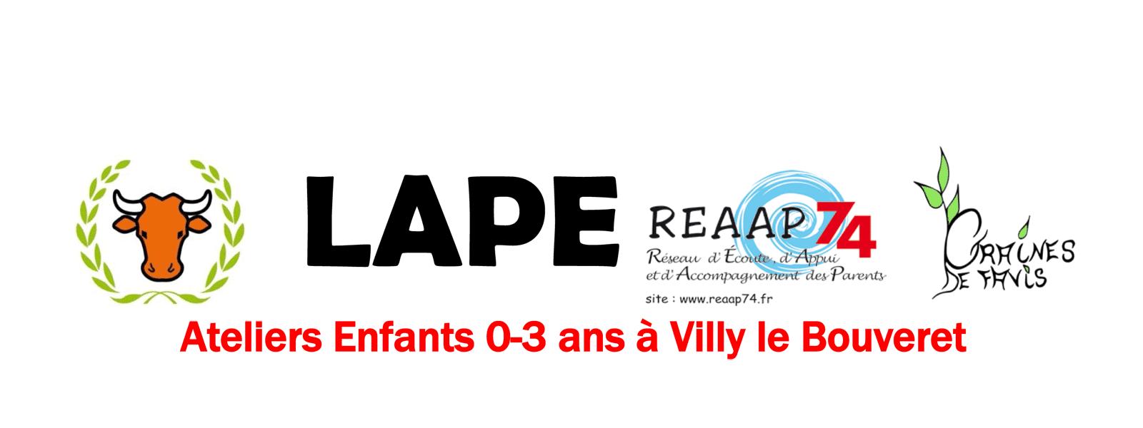 LAPE Bannière