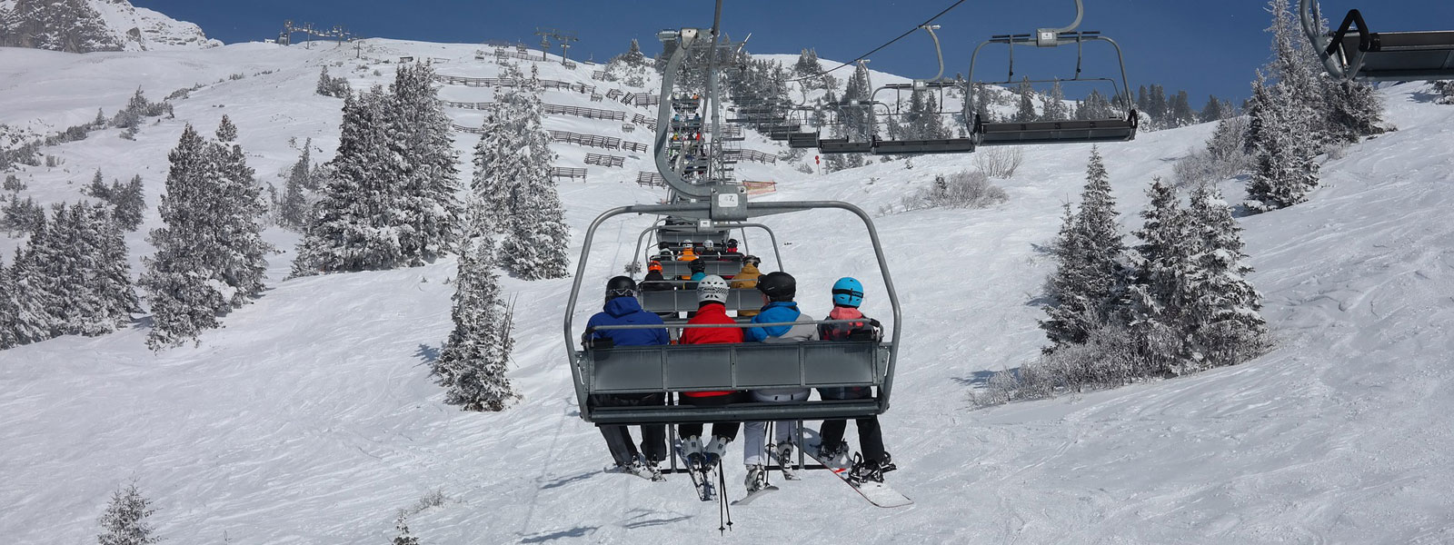 Ski - télésiège