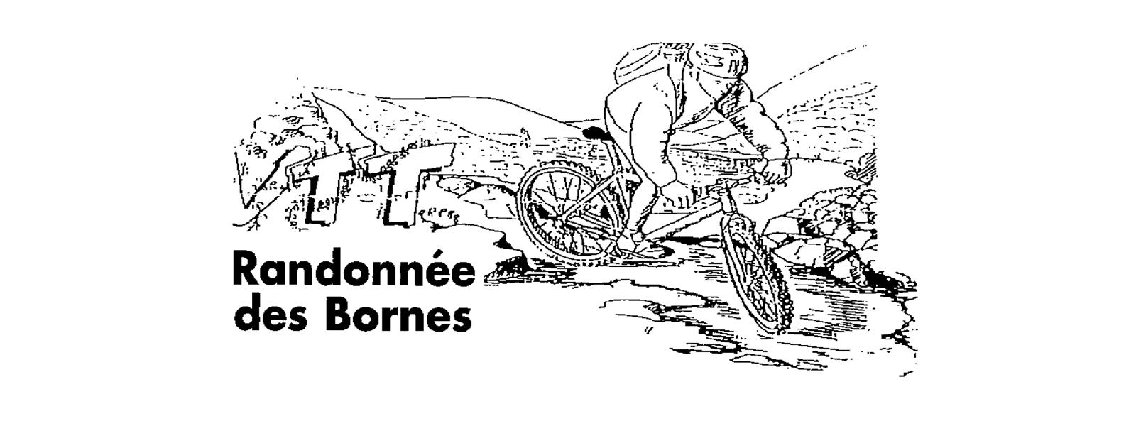 Logo Randonnnée des Bornes