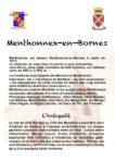 Brève histoire de Menthonnex-en-Bornes