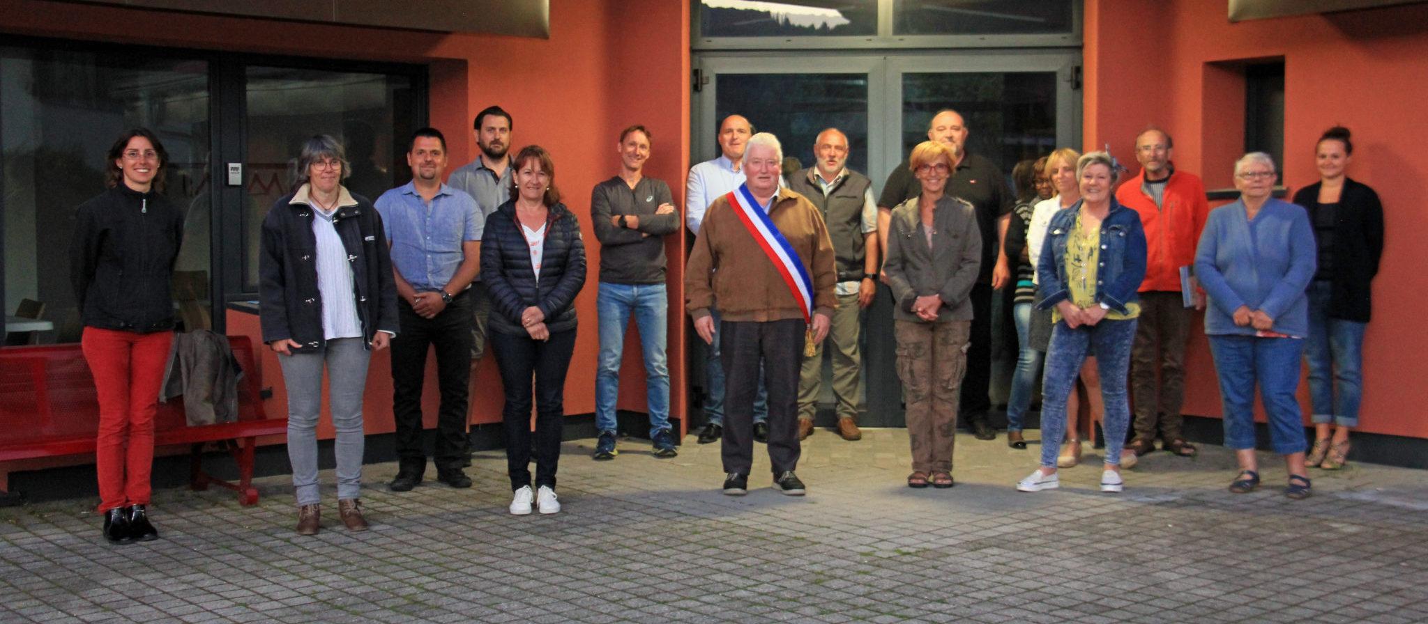 Equipe municipale