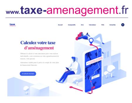 Calculer votre taxe d'aménagement