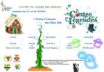 Programme de la deuxième semaine des vacances d'automne 2020 du Centre de Loisirs des Bornes