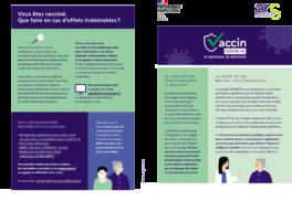 Plaquette d'informations contenant des informations sur la Covid-19, les vaccins et les modalités de la vaccination (format PDF, 132 Ko).