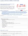 Covid19, toutes les actualités en Haute-Savoie