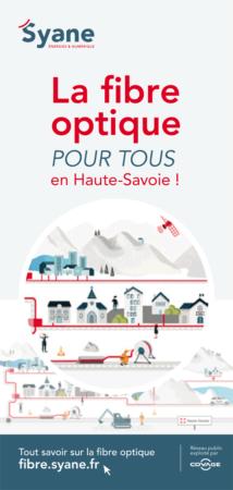 Plaquette d'information du Syane sur la fibre optique (format PDF, 3 Mo).